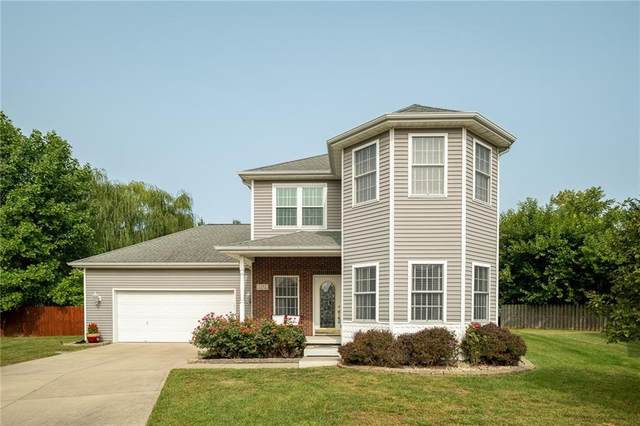2342 Sumpter Court, Columbus, IN 47203 (MLS #21738863) :: David Brenton's Team