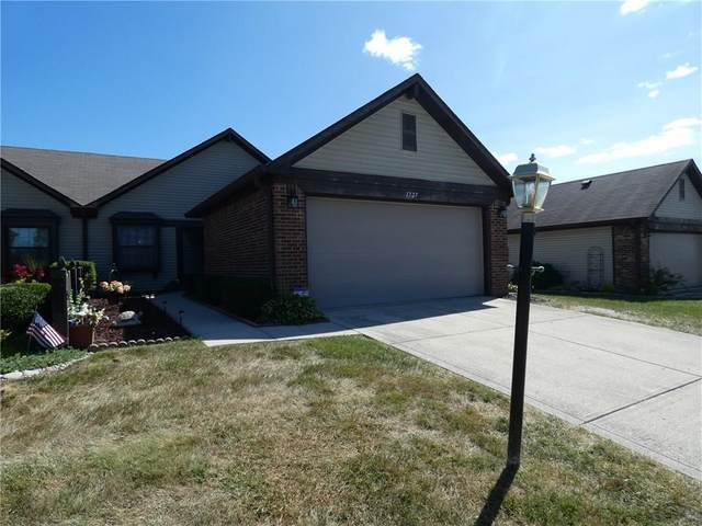 1727 Justin Court, Indianapolis, IN 46219 (MLS #21738869) :: Anthony Robinson & AMR Real Estate Group LLC