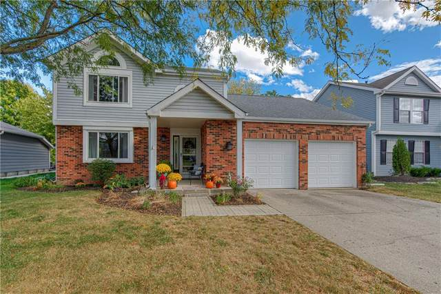 7971 Cardinal Cove W, Indianapolis, IN 46256 (MLS #21738875) :: Mike Price Realty Team - RE/MAX Centerstone