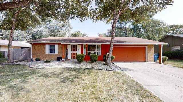 2017 Jasmine Drive, Indianapolis, IN 46219 (MLS #21738877) :: Anthony Robinson & AMR Real Estate Group LLC
