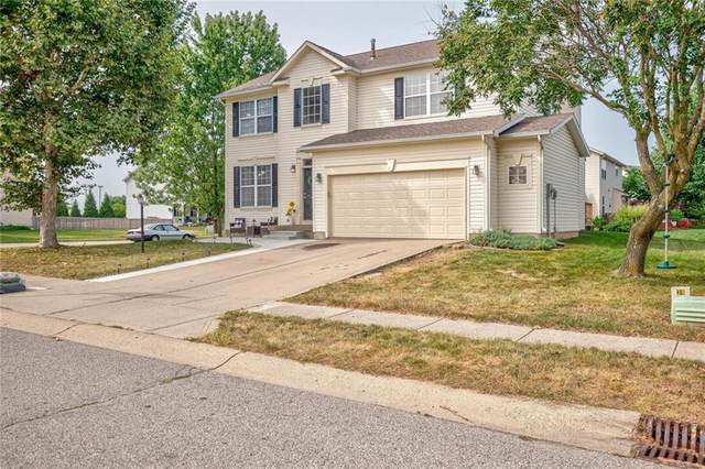 942 Hearthside Drive, Brownsburg, IN 46112 (MLS #21738885) :: Mike Price Realty Team - RE/MAX Centerstone