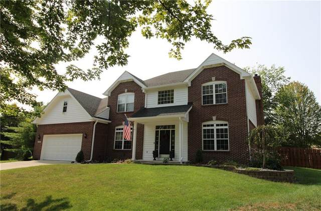 18537 Oriental Oak Court, Noblesville, IN 46062 (MLS #21738886) :: Mike Price Realty Team - RE/MAX Centerstone