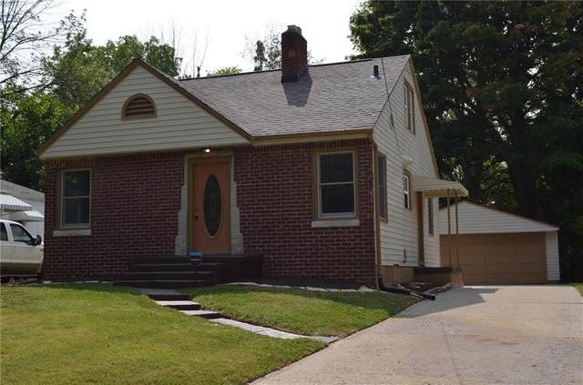 1011 E Brunswick Avenue, Indianapolis, IN 46227 (MLS #21738888) :: Anthony Robinson & AMR Real Estate Group LLC