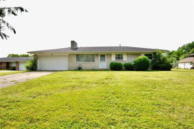 6437 W Ray Street, Indianapolis, IN 46241 (MLS #21738890) :: Realty ONE Group Dream