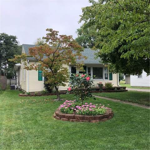 2511 Pearl Street, Columbus, IN 47201 (MLS #21738927) :: Anthony Robinson & AMR Real Estate Group LLC