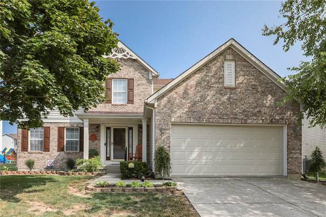 8637 Rapp Dr, Indianapolis, IN 46237 (MLS #21738941) :: Anthony Robinson & AMR Real Estate Group LLC
