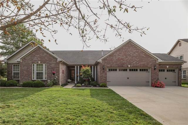 3897 Shady Pointe Row, Greenwood, IN 46143 (MLS #21738946) :: Mike Price Realty Team - RE/MAX Centerstone
