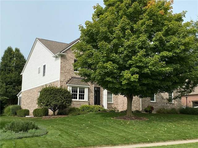 1176 Winter Wood Court, Zionsville, IN 46077 (MLS #21738955) :: Heard Real Estate Team | eXp Realty, LLC
