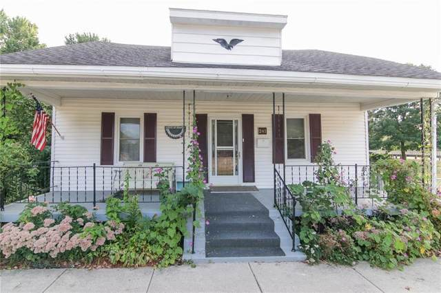 241 Young Street, Franklin, IN 46131 (MLS #21738956) :: Heard Real Estate Team | eXp Realty, LLC