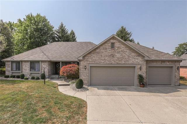 52 Monticello Drive, Greenwood, IN 46142 (MLS #21738961) :: Heard Real Estate Team | eXp Realty, LLC