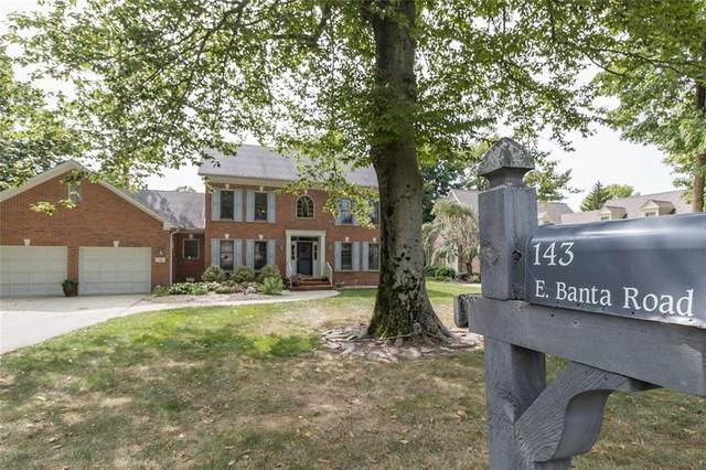143 E Banta Road, Indianapolis, IN 46227 (MLS #21738965) :: Richwine Elite Group