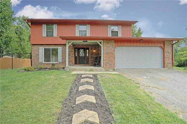 4015 Oil Creek Drive, Indianapolis, IN 46268 (MLS #21738966) :: AR/haus Group Realty