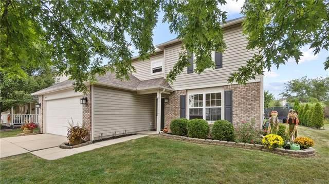 10679 E Magenta Drive, Noblesville, IN 46060 (MLS #21738968) :: Mike Price Realty Team - RE/MAX Centerstone