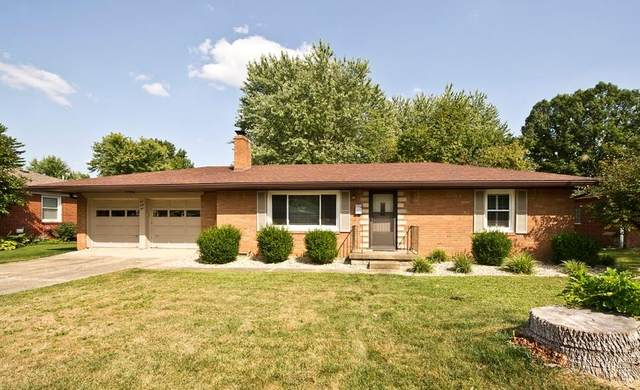 541 S Carr Road, Plainfield, IN 46168 (MLS #21738969) :: The Evelo Team