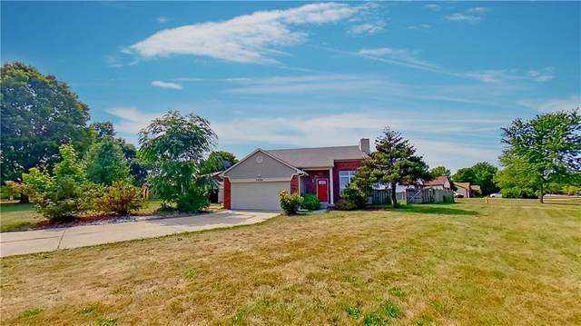 7458 N Carroll Road, Indianapolis, IN 46236 (MLS #21738973) :: The Evelo Team