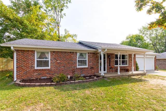 361 Heritage Drive, Danville, IN 46122 (MLS #21738976) :: Mike Price Realty Team - RE/MAX Centerstone