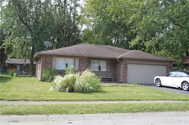 9801 E 17th Street, Indianapolis, IN 46229 (MLS #21738986) :: AR/haus Group Realty