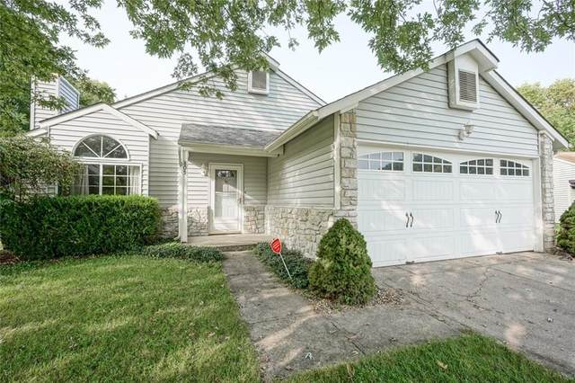 805 Westridge South Drive, Noblesville, IN 46062 (MLS #21738994) :: Anthony Robinson & AMR Real Estate Group LLC