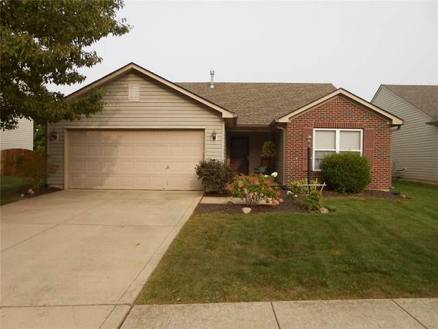 12289 Sweet Creek, Fishers, IN 46037 (MLS #21738997) :: AR/haus Group Realty