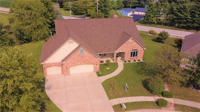 2496 Turf Way, Shelbyville, IN 46176 (MLS #21738998) :: Anthony Robinson & AMR Real Estate Group LLC