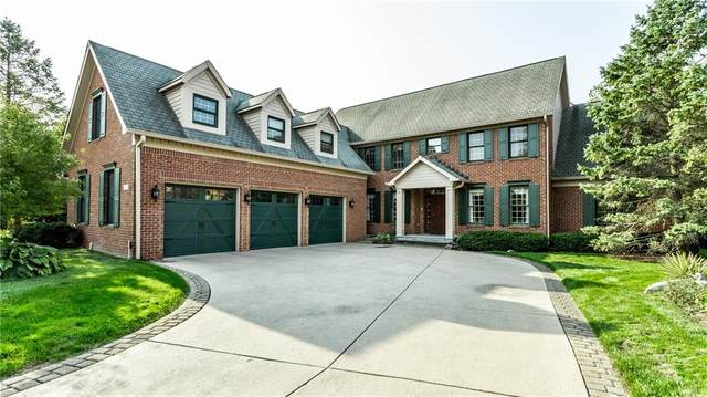 6392 Oxbow Way, Indianapolis, IN 46220 (MLS #21739001) :: Heard Real Estate Team | eXp Realty, LLC
