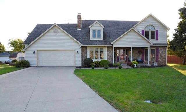 12722 River Grove Court, Columbus, IN 47203 (MLS #21739012) :: Mike Price Realty Team - RE/MAX Centerstone