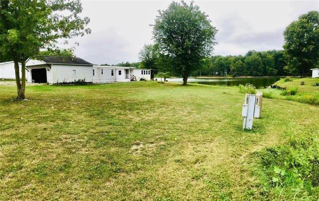 3560 Atkinson Circle, North Vernon, IN 47265 (MLS #21739043) :: Anthony Robinson & AMR Real Estate Group LLC