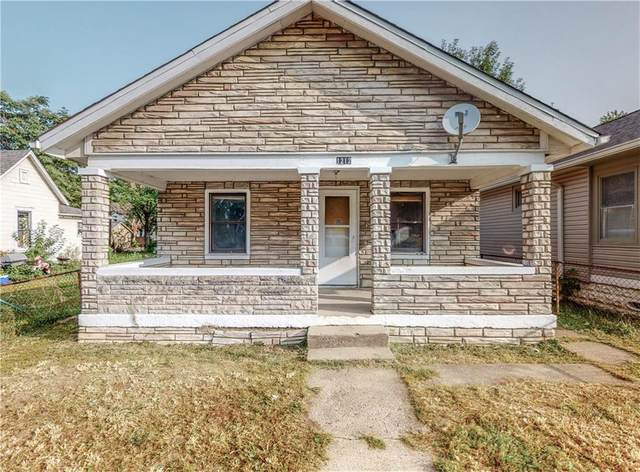 1212 Martin Street, Indianapolis, IN 46227 (MLS #21739055) :: Heard Real Estate Team | eXp Realty, LLC
