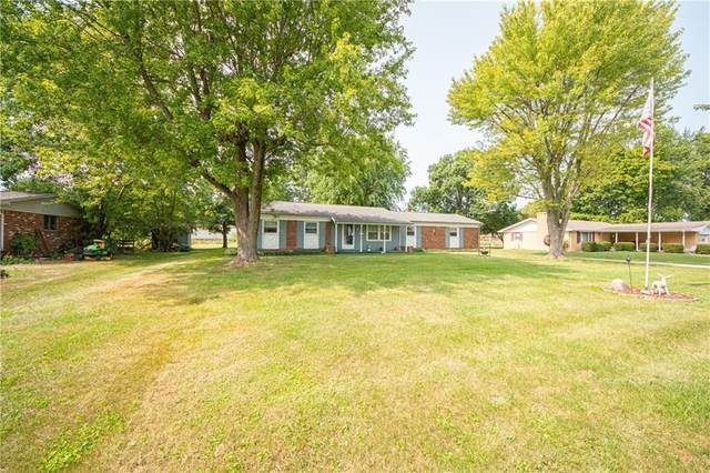 3380 Elizabeth Street, Columbus, IN 47203 (MLS #21739067) :: Heard Real Estate Team | eXp Realty, LLC