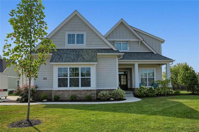 16319 Stonewolf Boulevard, Noblesville, IN 46060 (MLS #21739069) :: AR/haus Group Realty