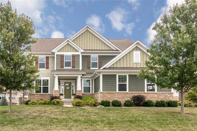 8725 Windpointe Pass, Zionsville, IN 46077 (MLS #21739073) :: Richwine Elite Group