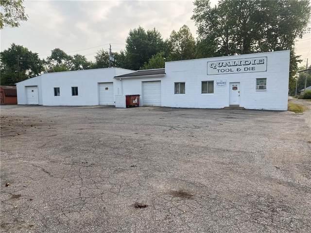515 N Luett Avenue, Indianapolis, IN 46222 (MLS #21739080) :: Corbett & Company
