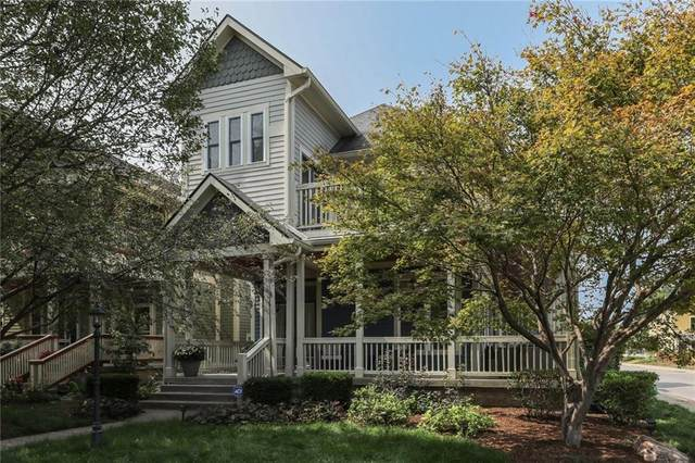 2262 N Talbott Street, Indianapolis, IN 46205 (MLS #21739091) :: Mike Price Realty Team - RE/MAX Centerstone