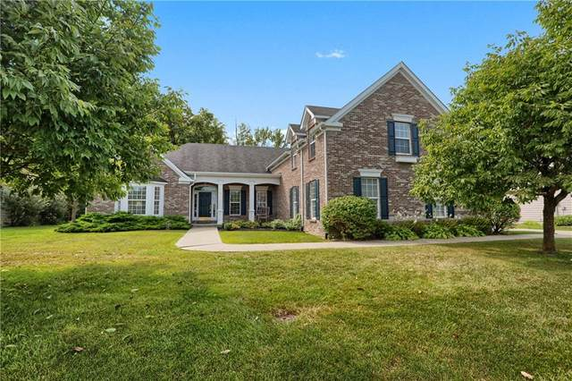 2879 Windy Knoll Lane, Carmel, IN 46074 (MLS #21739097) :: Mike Price Realty Team - RE/MAX Centerstone