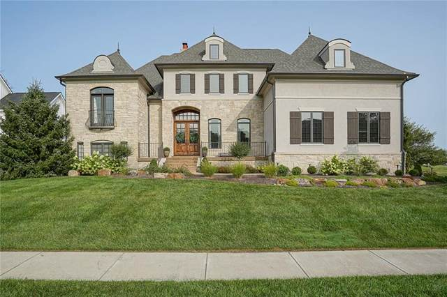 16195 Valhalla Drive, Noblesville, IN 46060 (MLS #21739102) :: AR/haus Group Realty