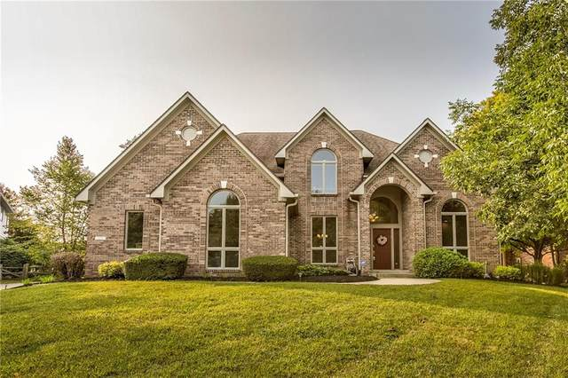 7255 Lakeside Woods Drive, Indianapolis, IN 46278 (MLS #21739107) :: Anthony Robinson & AMR Real Estate Group LLC