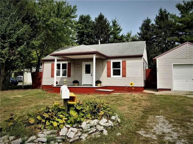 807 Draper Street, Greencastle, IN 46135 (MLS #21739110) :: Heard Real Estate Team | eXp Realty, LLC