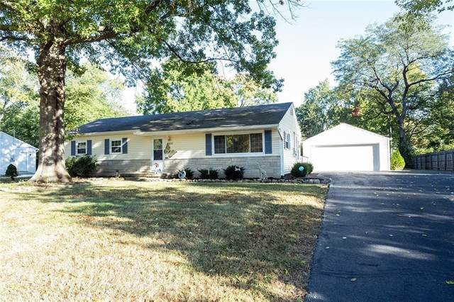 3820 E 77th Street, Indianapolis, IN 46240 (MLS #21739118) :: Richwine Elite Group