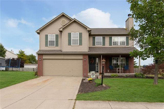 19244 Golden Meadow Way, Noblesville, IN 46060 (MLS #21739124) :: Mike Price Realty Team - RE/MAX Centerstone