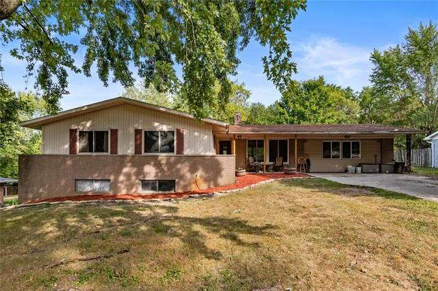 7298 S Woodrow Drive, Pendleton, IN 46064 (MLS #21739129) :: Realty ONE Group Dream