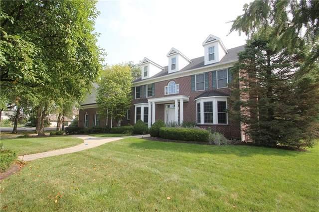 10859 Diamond Drive, Carmel, IN 46032 (MLS #21739130) :: Heard Real Estate Team | eXp Realty, LLC