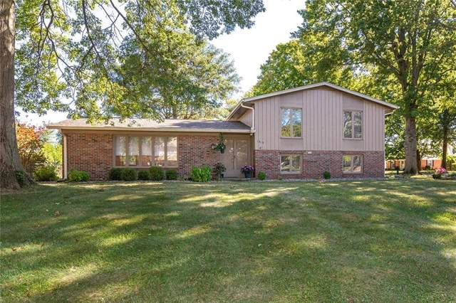 1915 Hillcrest Avenue, Anderson, IN 46011 (MLS #21739142) :: The Evelo Team