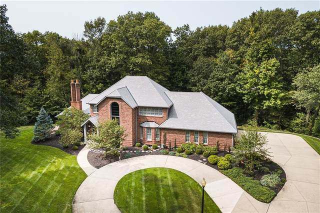 722 Northshore Boulevard, Anderson, IN 46011 (MLS #21739143) :: Mike Price Realty Team - RE/MAX Centerstone