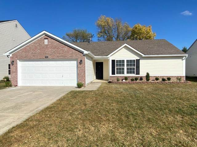 303 Beacon Point Lane, Fortville, IN 46040 (MLS #21739146) :: AR/haus Group Realty