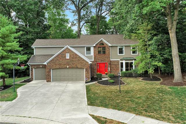 6965 Copper Mountain Court, Indianapolis, IN 46236 (MLS #21739162) :: The Evelo Team