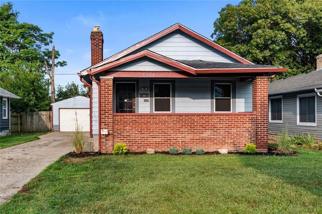 1544 N Euclid Avenue, Indianapolis, IN 46201 (MLS #21739168) :: AR/haus Group Realty