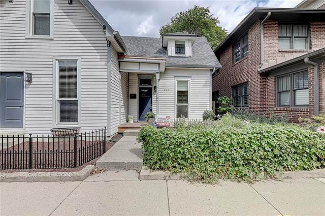 522 E Michigan Street, Indianapolis, IN 46202 (MLS #21739176) :: The Evelo Team