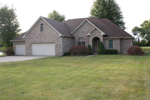 1355 Heather Brooke Lane, Danville, IN 46122 (MLS #21739178) :: Mike Price Realty Team - RE/MAX Centerstone