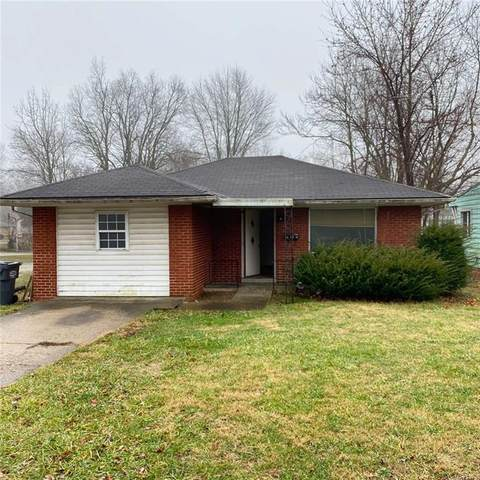 1219 W 9th Street, Anderson, IN 46016 (MLS #21739188) :: AR/haus Group Realty