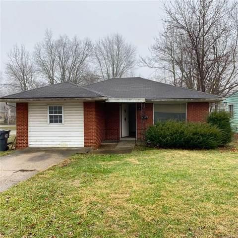 1219 W 9th Street, Anderson, IN 46016 (MLS #21739188) :: Heard Real Estate Team | eXp Realty, LLC
